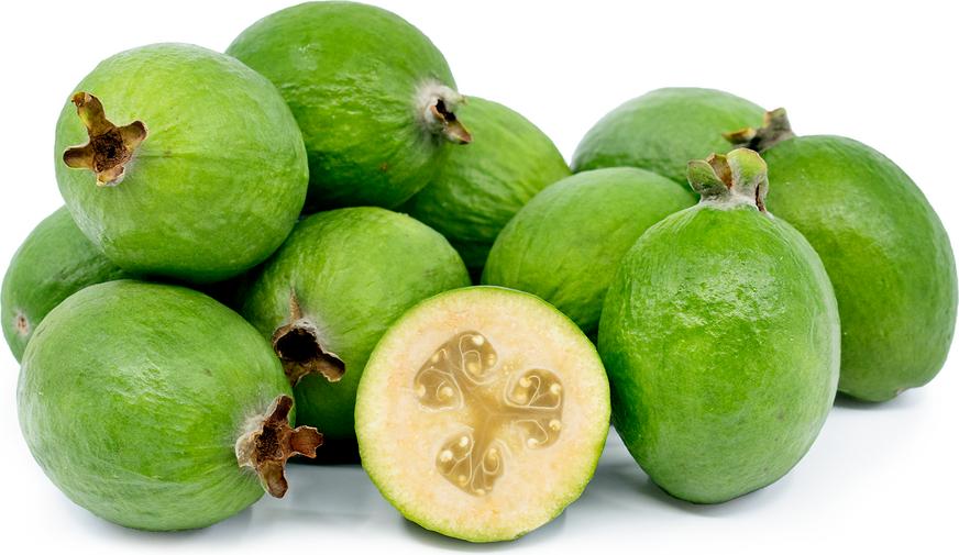 feijoas fruta
