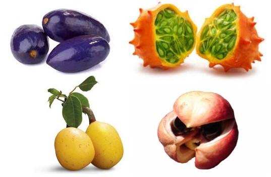 las frutas africanas que no conoces