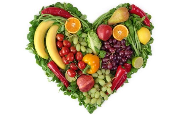 Alimentos y frutas que cuidan tu corazón