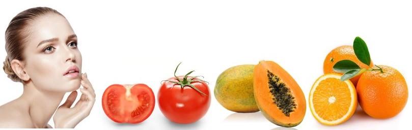 las frutas que hacen tu piel bonita
